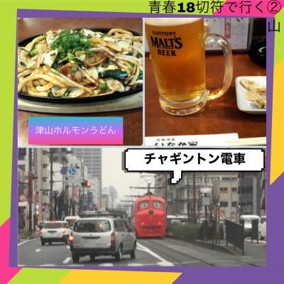 青春18切符2回目出張ついでに香川、岡山へ漢旅 2
