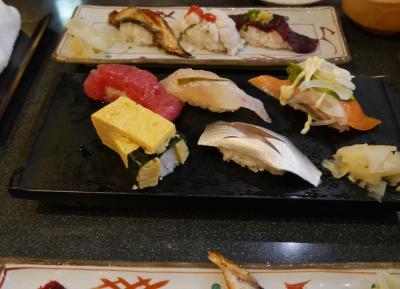 令和の夏旅 築地と言えばお寿司