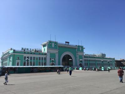 シベリアから中央アジアを廻ってミンスク、キエフへ=2019年8月①(シベリアの首都)