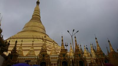 2019年8月ヤンゴン・バンコク・クアラルンプール3都市1人旅(ヤンゴン前編)