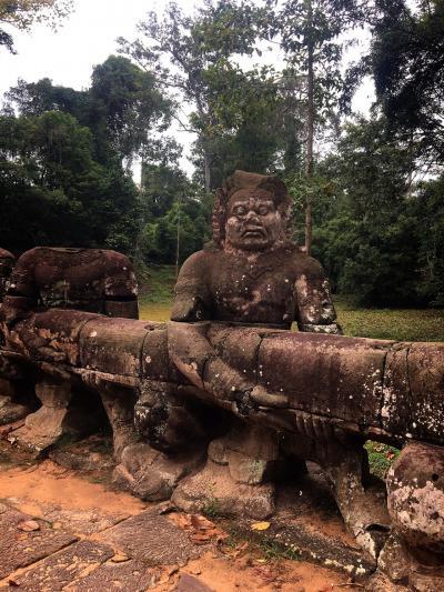 ずっと気になっていたカンボジアの旅 7日間  遺跡編