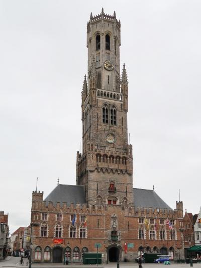 フランス&ベルギー 6泊9日 欧州超初心者 家族旅行 その2 ブルージュ