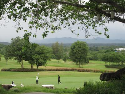 Hua Hin雨期 Enjoy/オープン10年名門 BANYAN Golf Club プレー8月/2019