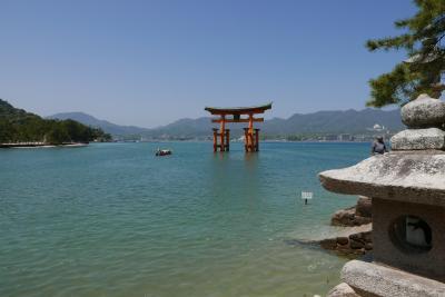 2019 宮島から萩へ1泊2日(1日目 念願の宮島)
