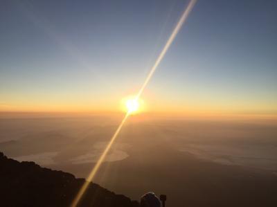 静岡・富士山 一生に一度は見たかった!!日本のテッペン<ご来光登山>2日目