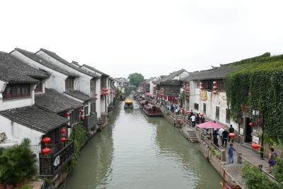 2019今年も上海へやってきました。 2日目は蘇州観光