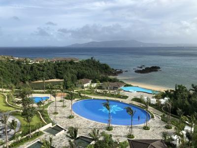 古宇利島の絶景ビラとオープンしたてのハレクラニに宿泊した夏休み