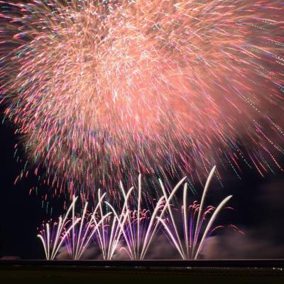 ブララブコー「日本三大花火!長岡まつり大花火大会を2日間フルに堪能♪」