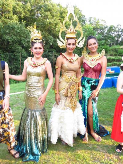 タイのニューハーフショー リトルワールド