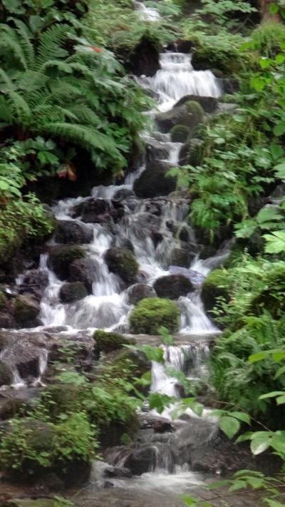 避暑の旅、十和田湖、八甲田、奥入瀬、下北半島