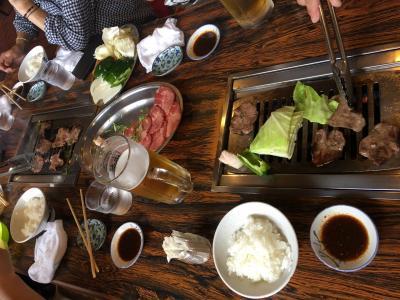 岡山☆道の駅と焼肉
