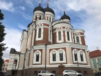 エストニアの首都 タリン