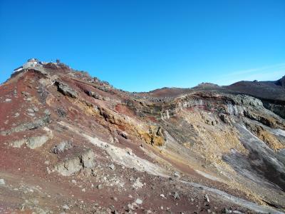 富士登山:これで最後か:登り記