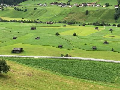 オーストリアチロルシュトゥバイタールとドイツチロルツークシュピッツェエリアの旅【1】出国からノイシュティフト到着2019年7月