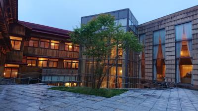 十和田ホテルを宿泊して。