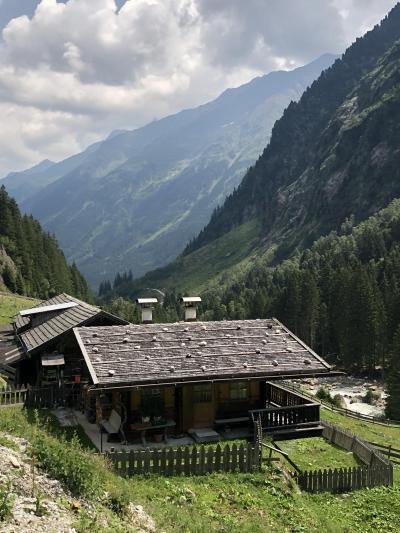 オーストリアチロルシュトゥバイタールの旅【2】トップ・オブ・チロル、グラヴァ滝~Wilde Wassa Weg2019年7月