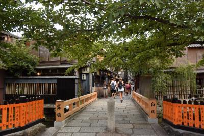 真夏の京都 1日目