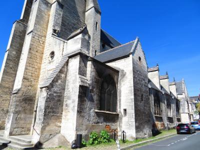 ブールジュ♪サン・ピエール教会♪ジャン・ド・ベリー公爵♪ジャック・クール宮2019年5月フランス ロワール地域他8泊10日(個人旅行)151