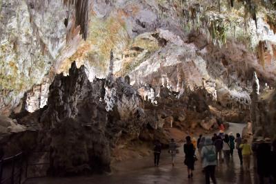 すんごく良かった~クロアチア&スロベニアの旅 #3 百聞は一見にしかず。これはとんでもないですよ、ポストイナ鍾乳洞