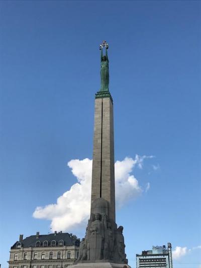 ラトビアの首都 リガ