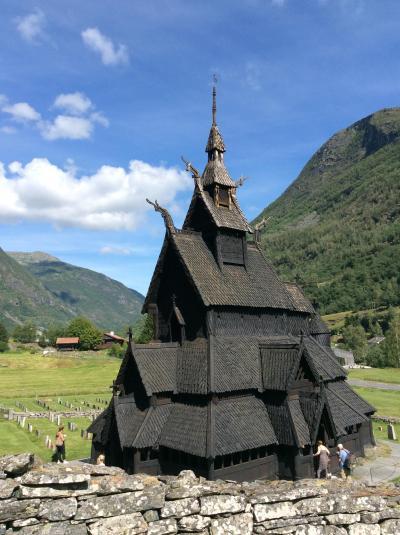 北欧からスイスへの夫婦15日間の旅  4日目5日目 ノルウェー