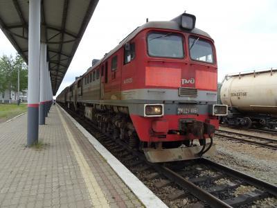 初サハリン#2 寝台列車で北上、ノグリキへ(2019年7月)