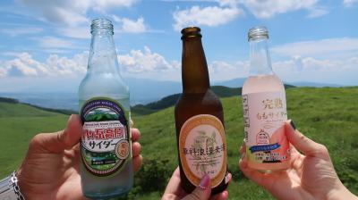 2019年8月 Kさんに逢いに夏の軽井沢へ♪ドライブを楽しんだ2日目「沢村」で朝食~「switchback」でディナー~「エクシブ蓼科」~