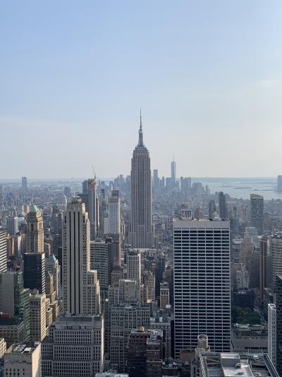 刺激的な街ニューヨーク