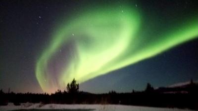 感動のオーロラ鑑賞♫マイナス世界のホワイトホースへ3泊5日の旅