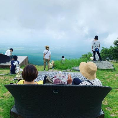2019年8月 Kさんに逢いに夏の軽井沢へ♪「清里テラス」~「清泉寮」~「諏訪大社」~「明治亭」のソースかつ丼で〆~