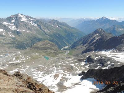 オーストリア・ステューバイタルでハイキング③ ~Top of Tyrol~