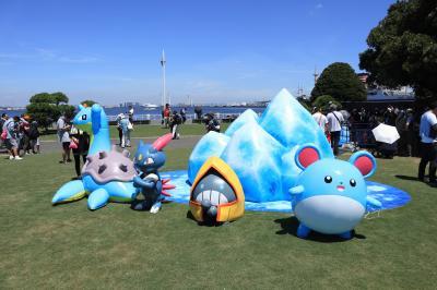 """抽選に当たり""""Pokemon GO Fest 2019横浜""""へ参加 行ってきました!"""