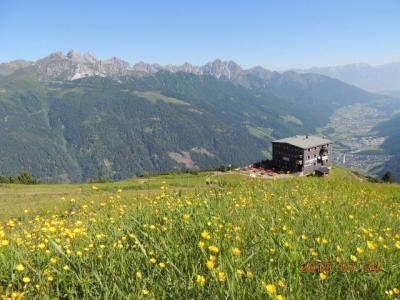 オーストリア・ステューバイタルでハイキング④ ~Elferspitze~