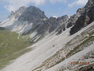 オーストリア・ステューバイタルでハイキング⑤ ~Schlicker Scharte~