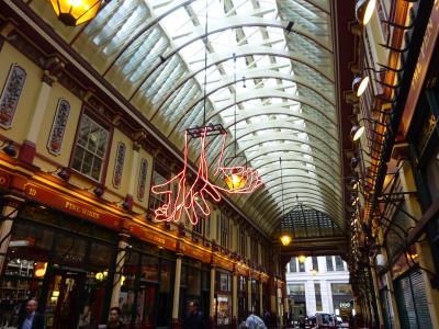 行きはビジネス、帰りはファースト 王道 ロンドン~パリを廻る旅   レドンホール セントポール大聖堂 テンプル教会 フリーメイソンズ⑥