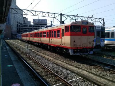 2019年現在 JR線の気動車では現役最古!国鉄型キハ66.67で行く大村線 木造駅舎 海の見える駅「千綿」への旅…