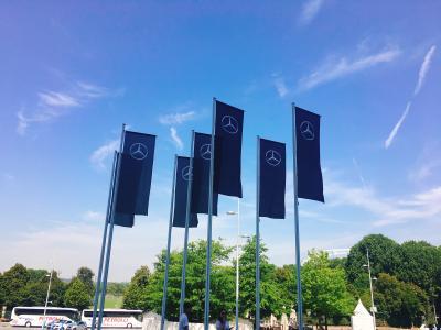 ドイツ観光のち、Formula1 GermanyGP(3/7)