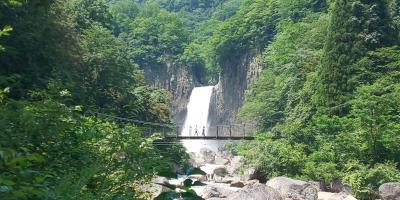 お盆に新潟妙高高原、群馬沢渡温泉に泊まりたくて。