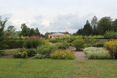 ウプサラ植物園