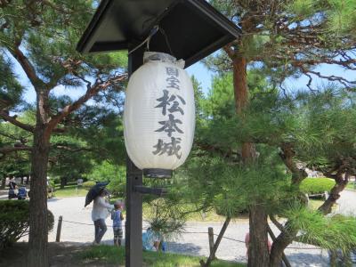 涼しいと思って長野に行きました。2019年8月10日(2/4)