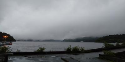 熱海温泉と雨の芦ノ湖(2日目)~女心と夏の天気~