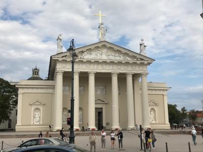 リトアニアの首都 ビリニュス
