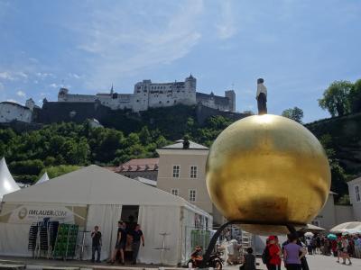 2019.7 スイス・ドイツの旅⑦ ザルツブルク(オーストリア)へ日帰り♪
