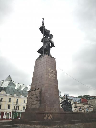 三連休ウラジオストク*市内観光と観劇の旅