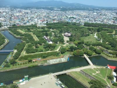 函館ひとり旅:ラビスタ函館ベイに泊まる 2日目