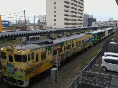 北海道夏旅2019前編:風っこそうや乗車と稚内から南下して函館へ