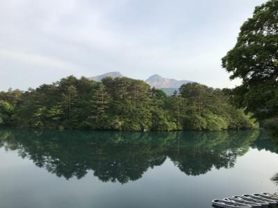 7日間で東北6県ベストハイライトの旅①福島県
