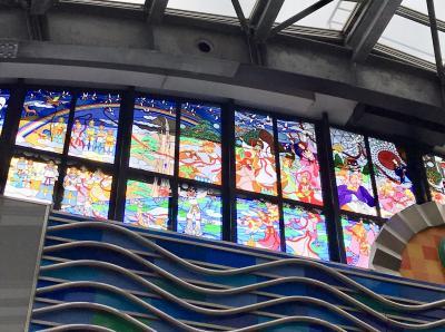 宮崎空港から神話の旅へ(青島と宮崎神宮)