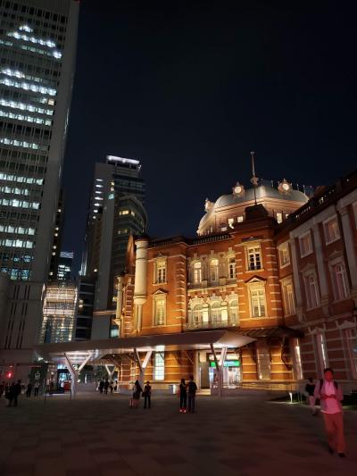東京ぶらぶら~2019年夏・東京ステーションホテル