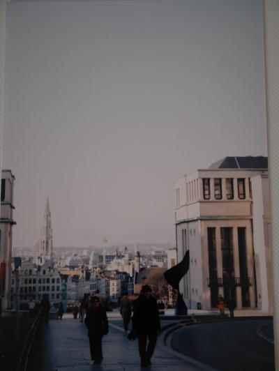 【ベネルクス】7/9作目 初めてのヨーロッパ一人旅 ゜*・ベルギー★ブリュッセル 再びの高熱と癒やしのロワイヤル広場周辺編・*゜
